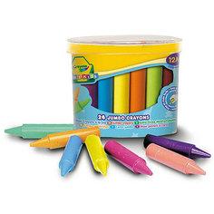 Восковые мелки в футляре, 24 шт., Crayola