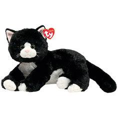 Кошка Shadow (черная), 25 см TY