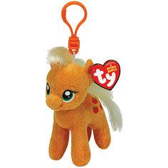 Пони Эпл Джек на брелке, 15 см, My little Pony, Ty