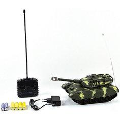 """Танк """"МТ-72"""", со светом и звуком, на радиоуправлении, Mioshi Army"""