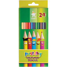 "Цветные карандаши ""Centi"", 24 цв., KOH-I-NOOR"