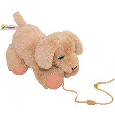 """Интерактивная игрушка Toy Target Wobbleez """"Собачка-шагачка"""" Золотистый ретривер"""