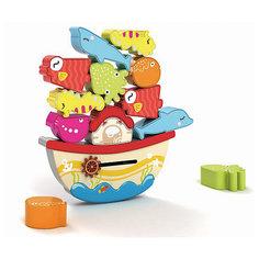 """Игра-баланс """"Морской мир"""" Жирафики"""