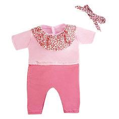 Одежда для куклы 38-43см, комбинезон и повязка. Mary Poppins