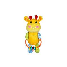 """Развивающая игрушка с погремушками """"Жирафик"""" Жирафики"""