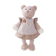 """Мягкая игрушка Angel Collection """"Мишка Машенька в сером"""", 23 см"""