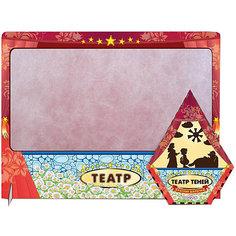Театр теней Красная шапочка цветной с ширмой Полноцвет