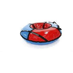"""Тюбинг Hubster """"Sport Plus"""" красно-синий, 105 см"""