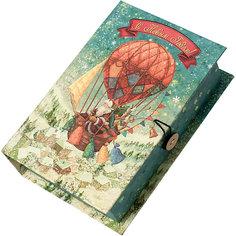 Подарочная коробка Доставка подарков-M Magic Time