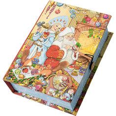 Подарочная коробка Внучка Деда Мороза-M Magic Time