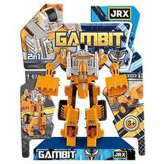 """Робот-трансформер JRX """"Gambit"""", Бульдозер"""