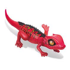 """Интерактивная игрушка Zuru """"Робо-ящерица"""", красная (движение)"""