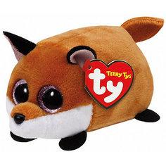 """Мягкая игрушка Ty Inc """"Teeny Tys"""" Лисенок Finley, 10 см"""