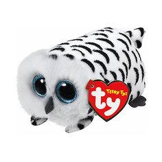 """Мягкая игрушка Ty Inc """"Teeny Tys"""" Совенок Nellie, 10 см"""