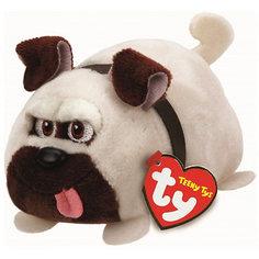 """Мягкая игрушка Ty Inc """"Тайная жизнь домашних животных"""" Мопс Мел, 11 см"""