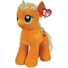 "Мягкая игрушка Ty Inc ""My Little Pony"" Пони Эпплджек, 70 см"