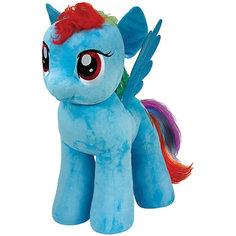 "Мягкая игрушка Ty Inc ""My Little Pony"" Рэйнбоу Деш, 70 см"