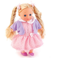 Интерактивная кукла Карапуз 18 см, поет, рассказывает стихи