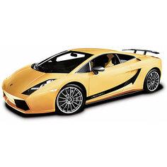 """Радиоуправляемая машина Rastar """"Lamborghini"""" 1:14, желтая"""