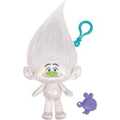 """Мягкая игрушка-брелок Zuru """"Тролли"""" Алмаз, 20 см"""