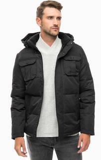Утепленная куртка с капюшоном Jack & Jones