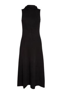 Асимметричное платье из шерсти Joseph