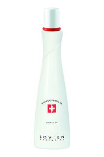 Шампунь-восстановление на основе минеральных масел для ослабленных волос Mineral Oil Shampoo, 300 ml Lovien Essential