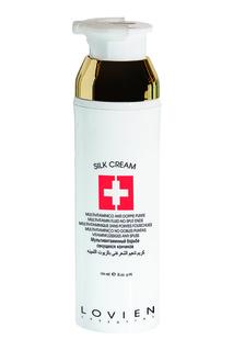 Питательные несмываемые сливки для блеска волос, 100 ml Lovien Essential