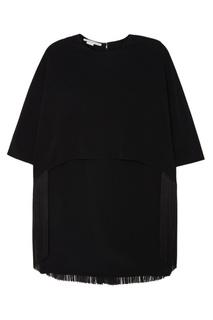 Платье с бахромой Stella Mc Cartney