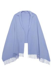 Сиреневый шарф с бахромой Canada Acne Studios