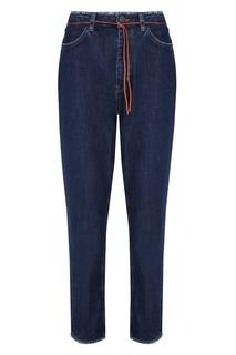 Синие джинсы-boyfriend Mimi MiH Jeans