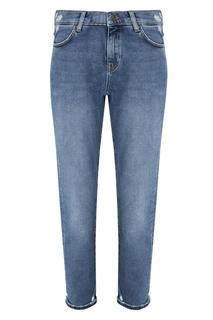 Потертые джинсы-boyfriend Tomboy MiH Jeans