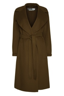 Пальто с широким воротником Palk Sportmax Code