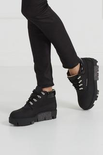Черные ботинки на шнуровке Tinne Acne Studios