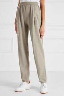 Кашемировые брюки с карманами Alena Akhmadullina
