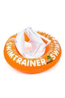 Оранжевый надувной круг Freds Swim Academy
