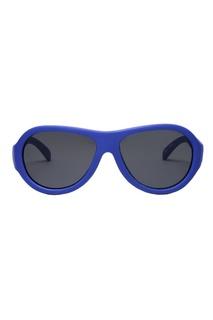 Синие солнцезащитные очки Babiators