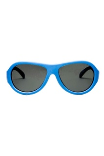 Голубые солнцезащитные очки Babiators