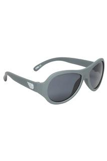 Серые солнцезащитные очки Babiators