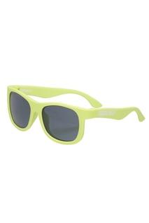 Зеленые солнцезащитные очки Babiators