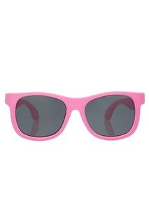 Ярко-розовые очки для детей Babiators