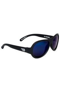 Черные солнцезащитные очки Babiators