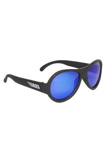 Очки с синими зеркальными линзами Babiators