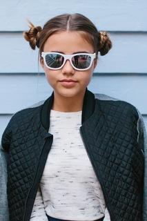 Детские очки с зеркальными линзами Babiators