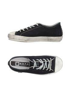 Низкие кеды и кроссовки D.A.T.E.