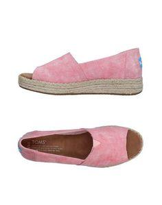 ab0b8cc94f98 Купить женская обувь Toms в интернет-магазине Lookbuck