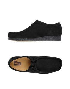 Обувь на шнурках Clarks Originals