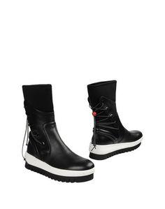 Полусапоги и высокие ботинки Clone