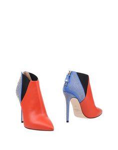 Полусапоги и высокие ботинки Elisabetta Franchi