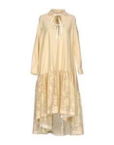 Платье до колена Veronique Branquinho